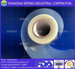 China Waterproof 100mic Milky Inkjet Print Film,Economical Inkjet Transparency Film Printing on sale