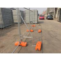 AS4687 -2007  Temporary  Fencing Panels ,Clamp ,Feet HDG 42 microns UV treatment base Made In China ,China Manufacurer Manufactures
