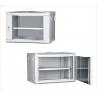 19 Inch Large Lockable Network Server Cabinet with RoHs ANSI / EIA YH2005 Manufactures