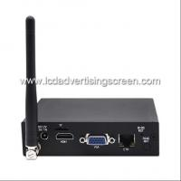 Portable Android Media Player Digital Signage Box Full HD 1080P 4G Manufactures