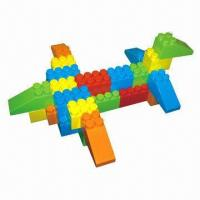 China Development Toy/Building Block Set with 31-piece Bricks, Various Combination Styles are Available on sale