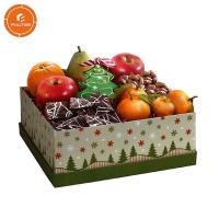 Fruit Food Packing Boxes Glossy Or Matte Lamination Easy Take Along