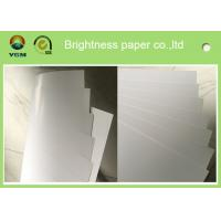 Double Side Glossy Printing Paper For Pictures / Posters High Intensity Manufactures