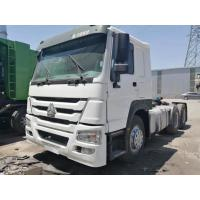 100 Units 2016 made in china tractor head 6*4 10 Tires Sinotruck Howo tipper  dump truck heater and air conditioner Manufactures