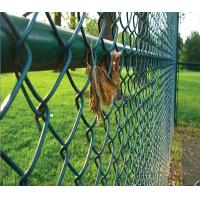 40*40MM PVC Coated Wire Mesh Garden Fence , Heavy Duty Wire Fence Panels Manufactures