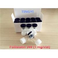 High Purity Human Growth Hormone Follistatin 344 Sterile Filtered For Muscle Strength Manufactures