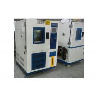 Quality 80L Safe Temperature Humidity Test Chamber Imported Tecumseh Compressor for sale