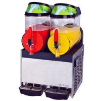 Stainless Steel Slush Puppy Machine For Home Use With Aspera Compressor