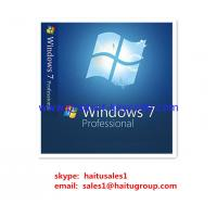 China Professional Microsoft Windows 7 Product Key Codes Activated And Verified Online on sale