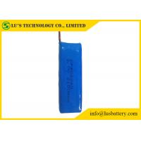 China Customized 3V 2100mAh Limno2 Battery Pack CP802060 Thin Film PVC Packed With Wires on sale