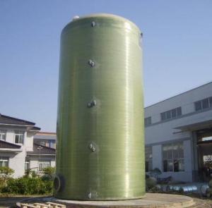China Glass Fiber Reinforced Plastic Storage Tank on sale