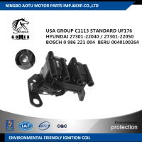 12V Car Ignition Coil Replacement For HYUNDAI 27301-22040 / 27301-22050 USA GROUP C1113 STANDARD UF176 Manufactures