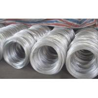 4.8mm Bright Soft Electro Galvanized Iron Wire For Weaving Hexagonal Mesh Manufactures