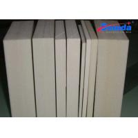 Flame Retardency Insulation PVC Foam Board 30mm Thickness Anti Corrosion Manufactures