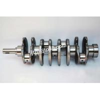 China Cummins ISLe 6L Diesel Engine Crankshaft 3965010 High Hardness For Excavator on sale