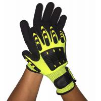 Shockproof TPR Driving Bicycle Cycling Gloves Motorcycle Full Finger Sport Gloves Manufactures
