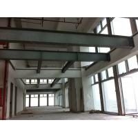 ASTM  Standard Workshop Steel Structure 2000㎡  With Overhead Cranes Manufactures