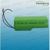 10.8V 1800mAh NiMh Rechargeable Battery, AA NiMh Battery Pack For Cordless Phone Manufactures