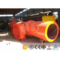 HONGJI Rotary Drum Dryer Agricultural Advantages Fertilizer Industrial Rotary Dryer Manufactures
