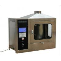 Quality Building Material Flammability Test Furnace with Touch Screen Control for sale