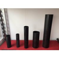 Hollow Section Structural carbon steel tube for Cutting / Bending / Drilling Hole Manufactures