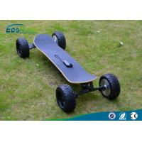 48V 8.7ah 8.5 Inch Off Road Longboard 4 Wheel Electric Skateboard With Bluetooth Manufactures