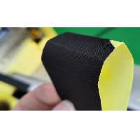 Fire Retardant Acetate Cloth Stick On Cable Wire Through Double Sided Adhesive Tape Manufactures