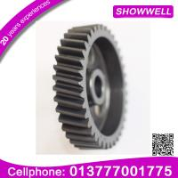 Steel Material Crown Pinion Gear Bevel Gear From China Planetary/Transmission/Starter Gear Manufactures