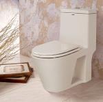 modern printing sanitary water saving siphon jet design ceramic ware wc closet Manufactures