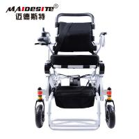 DLY-168	Portable Motorized Wheelchair For Disabled OEM / ODM Available Manufactures
