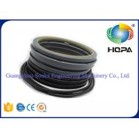 Grey Black Color Hydraulic Breaker Seal Kit Rubber Materials , ISO9001 Standard Manufactures