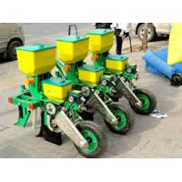 3 rows corn/soybean seeder with fertilizer china supplier with good quality Manufactures