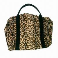 Fabric Handbag, Customized Sizes are Welcome Manufactures