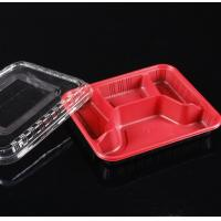 fast food plastic packaging box containers Manufactures