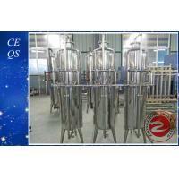 Mineral Water Treatment Systems , Water Purification Equipment Manufactures