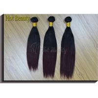 Brazilian Straight Hair Weave Bundles 1 Piece Only Can Buy Non-remy Human Hair Manufactures