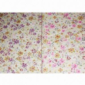 China Yarn Dyed Cotton Fabric, 110 x 70/40 x 40 Construction on sale