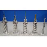 Overhead Application ACSR Conductor All Aluminum Stranded Wire IEC Standard Manufactures