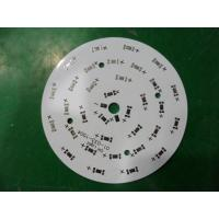 Round High Power LED Bulb PCB Manufacturing And Assembly Services Manufactures