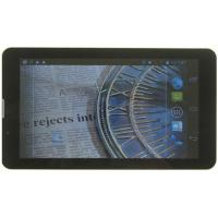512MB RAM Android Touchpad Tablet PC With G-Sensor Blue Tooth / FM , 7inch MTK6577 Manufactures