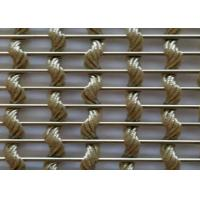 China Woven Decorative Wire Mesh Fence Panels For Architecture 0.2mm-4mm Wire Diameter on sale