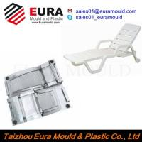 EURA hot selling Custom made Top grade plastic Beach Chair mould manufacturer Manufactures