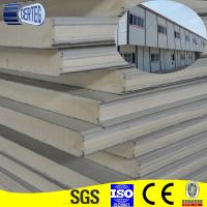China pu foam sandwich roof panels on sale