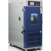 Low Temperature Test Chamber R404A R23 Refrigerant Two Cascade Compressor Cooling Manufactures