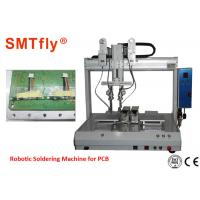 High Precision Cnc Soldering Machine , Robotic Welding Systems 0.45-0.70Mpa Depression Manufactures