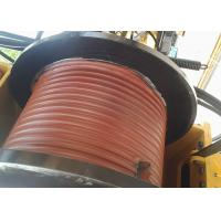 Small Crane And Lifting Offshore Winch With Lebus Or Spiral Grooving Manufactures