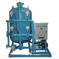 China Continuous Backwash Pool Sand Filter Industrial Circulating Water on sale