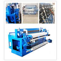 Electric Welded Wire Mesh Roll Machine , Weld Mesh Making Machine With Fast Speed Manufactures
