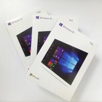 High Profit Windows 10 Pro Retail Box Package Recover Upgrade Forever Valid Warranty Manufactures