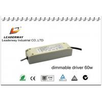 hot sale led dimmable driver 60w Manufactures